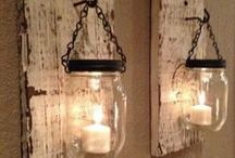 LANTERNS / Lovely lanterns to hang inside or out. Create your beach house feel, decorate for tropical party or beach wedding.