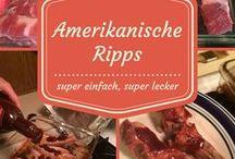 Amerikanische Rezepte / Amerikanische Küche und Rezepte aus den USA
