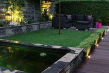 Beeldige Buitenverlichting / Stijlvolle en functionele buitenverlichting voor uw tuin, balkon of terras.