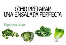 Nutrición / Descubre consejos sobre alimentación y como mejorar tu salud.