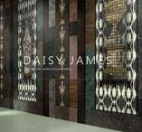 DAISY JAMES wallcover Brown / #wallcovering #luxury houses #design #interiordesign #styling #metropolitan #luxuryliving #decor #home #instaliving