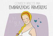 Bebes y mamas / Consejos para embarazadas y para el cuidado de bebes.