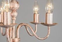 Klassieke verschijningen / Een selectie van stijlvolle, klassieke lampen. Kijk op lampenlicht.be voor het complete aanbod!