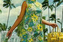 VINTAGE Hawaiian Dresses