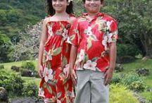 Kids Hawaiian Style