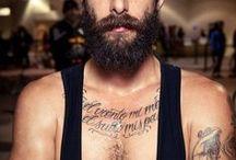 Tattoos & Beards = Hot