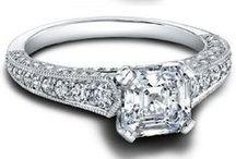 Future husband,take note!!!  ;) / Guia para encontrar el anillo perfecto... super facil de entender :)