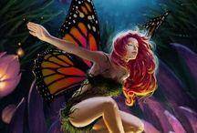 Fairies / A Mindnight Summer's Eve / by Rachael Beck