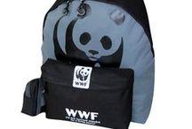 wwf backpack & bag