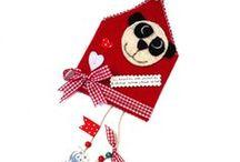 wwf Christmas Ornaments / Handmade christmas ornaments