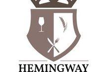 Restaurant Hemingway / Een overzicht van ons restaurant