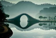Serene Scenery / reflection