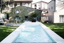 Outdoor / jardins, terrasses, piscines