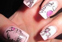 Cute Nails / Unique nail designs / by J Crawford