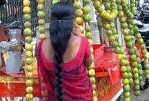 Indian Long Hair Braid 1