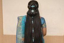 Indian Long Hair 1
