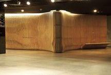 Estela de Luz / Centro Cultural Digital | Estela de Luz Año: 2012 Avenida Paseo de la Reforma s/n Celosía sobre muros | Colaboración con Pirwi