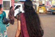 Indian Long Hair 2