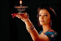 Aishwarya Rai - Traditional Dress