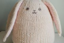 Knitting etc.