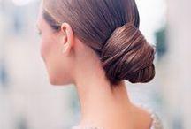 Mariage // Mise en beauté / Wedding hair and makeup