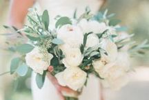 Mariage // Bouquets et fleurs / Wedding bouquets and flowers