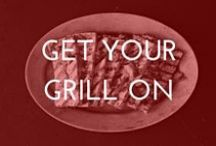 Get Your Grill On / Recipes Inspired by Flamen and KitchenPro - our lines of BBQ supplies and kitchenware