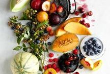 food photography  - raw fruits
