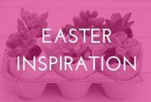 Easter Inspiration / Critter inspired crafts and treats for Easter