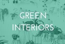 Green Interiors / Inspiration for biophilic design