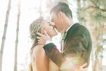 Mariage // Inspiration / Photos et thèmes de mariage pour s'inspirer