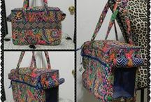 dog carriers and purses