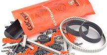 EdCreate / The EdCreate Edison robot creator's kit is here!  EdCreate can be used to create five different EdBuilds and a range of other engineering and design challenges.