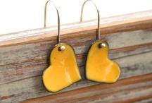 Mustard Wardrobe Accessories / by Kelly Schneider