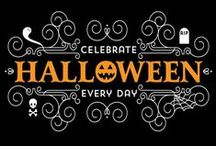 Every Day Is Halloween / .. in my head. Stuff that's a little weird, spooky, twisted, creepy/cute, macabre ... and costume ideas, lots of costume ideas!