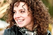 Curly Hair is Beautiful / by Kelly Schneider