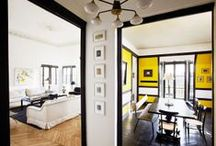 Interiors & Exteriors / by Mich