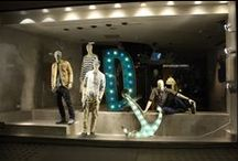 Shopfronts & Window Displays / Fashion Brands have exciting Windows