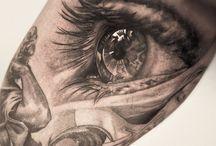 Tattoos / by Latesia Garcia