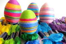 Spring & Easter Ideas  -not religious- / Easter foods, crafts, decorating, and gift ideas. None are religious in nature. / by Robyn Wright