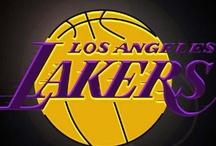 Los Angeles Lakers / by Norman Nakawaki