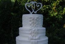 Wedding Cakes and Desserts! / Yummy ideas for your wedding dessert!  See more at www.wedding.com / by Wedding.com