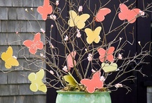 Easter decorating / by Kelly Schneider