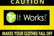 Get fit with It Works! / It's called it works because my friends, it simply works. No matter if you are looking to tighten up and shrink up with our body wraps, get rid of cellulite with our defining gel, or lose weight with our fat fighters we have a product for you that works. Check out my website at www.getchawrapon.com for product information and ordering or email me at getchawrapon@yahoo.com with any questions or learn how to become a distributor and get set for the rest of your life! / by Lisa Sewell