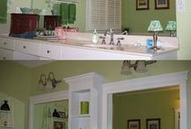 home improvement redos / by Valene Gibbs