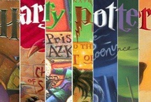 Everything Harry Potter / The greatest part of my childhood <3 / by Meagan Martinez