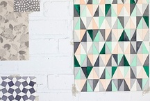 Graphic Design and Patterns / Graphic Design and (graphic) Patterns / by Annelies de Haan