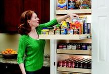 Pantry Shelves / by ShelfGenie