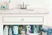 Bathroom Organization Ideas / by ShelfGenie