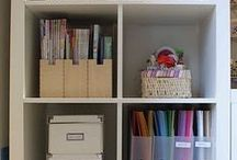 Work Space Organization Ideas / by ShelfGenie